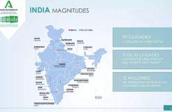 """Webinario """"Proyectos de implantación industrial y comercial en India"""""""