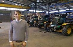 La cordobesa Moresil ya exporta la mitad de su maquinaria agrícola