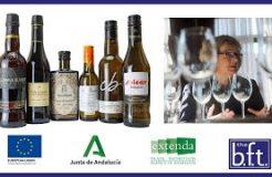 Cata online de vinos fortificados andaluces en el Reino Unido