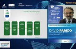 """Presentación de las """"Conclusiones del mapa exportador andaluz"""" en Extenda Global"""