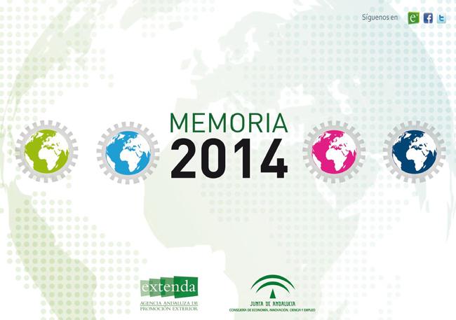 Memoria año 2014