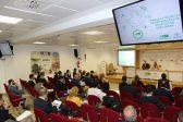 Asistentes a la jornada sobre oportunidades de negocio en Kazajistán