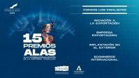 Imagen del destacadoElegidas las 31 finalistas provinciales de los Premios Alas a la Internacionalización de la Empresa Andaluza que organiza Extenda