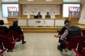 Asistentes a la jornada sobre oportunidades para el sector agroalimentario en Irán