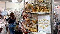Stands de empresas andaluzas en la feria INDX Kidswear