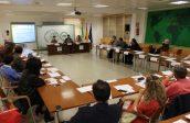 Empresas participantes en la jornada sobre conversión de deuda