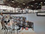 Stands de empresas andaluzas en los Salones de la Moda de París