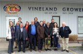 Siete firmas cooperativas agroalimentarias andaluzas durante la misión comercial a Canadá