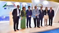 El consejero de Economía y Conocimiento en la inauguración oficial de ADM Sevilla 2018