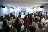 Encuentro de networking para las mujeres profesionales del sector aeronáutico, organizado por la Asociación Internacional de Mujeres de Aviación (IAWA) en ADM Sevilla