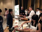 Extenda organiza el XII Seminario de corte de jamón en Japón