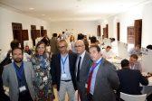La consejera delegada de Extenda, Vanessa Bernad, acudió a Biocórdoba para apoyar a las firmas andaluzas
