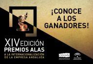 Imagen del destacadoVídeos de los ganadores de los XIV Premios Alas