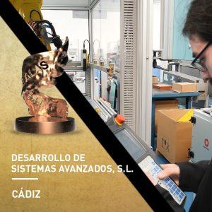 Desarrollo de Sistemas Avanzados (Cádiz)