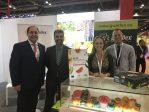 Stands de las empresas andaluzas en Asia Fruitlogistica