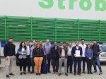 Empresas andaluzas durante su visita a importadores de Austria