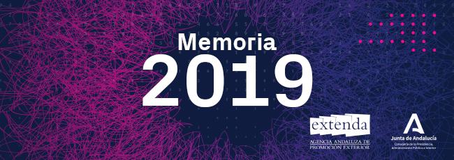 memoria extenda 2019