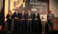 Imagen del destacadoLos XV Premios Alas presentan una categoría especial para reconocer la aportación internacional de las empresas andaluzas al combate contra la COVID-19