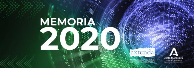 memoria extenda 2020